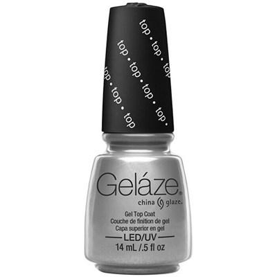 Топ для гель лака Gelaze Gel Top Coat, 9.76 мл.