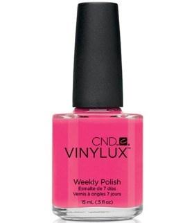 CND VINYLUX #134 Pink Bikini,15 мл.- лак для ногтей Винилюкс №134 - фото 4171