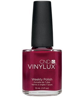 CND VINYLUX #139 Red Baroness,15 мл.- лак для ногтей Винилюкс №139 - фото 4191