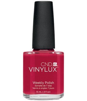 CND VINYLUX #143 Rouge Red,15 мл.- лак для ногтей Винилюкс №143 - фото 4209