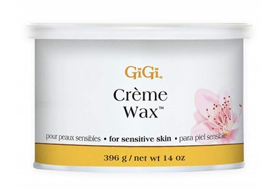 Кремовый воск для бровей GiGi Creme Wax, 396 гр. для чувствительной кожи и тонких волос