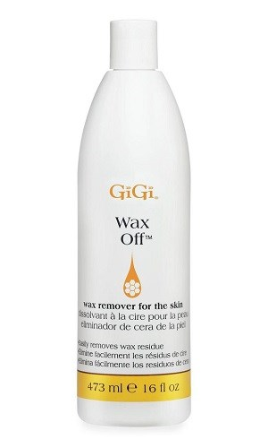 Крем GiGi Wax Off, 473 мл. средство для удаления остатков воска с кожи после эпиляции
