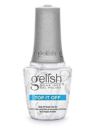 Верхнее покрытие GELISH Top It Off, 15 мл. топ для гель лака