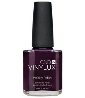 CND VINYLUX #175 Plum Paisley,15 мл.- лак для ногтей Винилюкс №175 - фото 4341