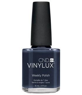 CND VINYLUX #176 Indigo Frock,15 мл.- лак для ногтей Винилюкс №176 SALE! - фото 4345