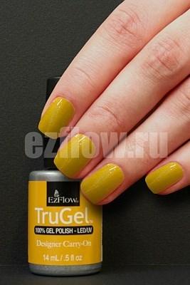 """EzFlow TruGel Designer Carry-On, 14 мл. - гелевый лак """"В тренде"""" - фото 5401"""