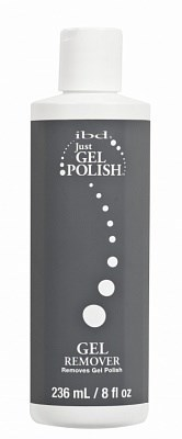 IBD Just Gel Polish Remover, 236 мл. - жидкость для снятия гель лака - фото 5481