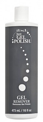 IBD Just Gel Polish Remover, 473 мл. - жидкость для снятия гель лака - фото 5483