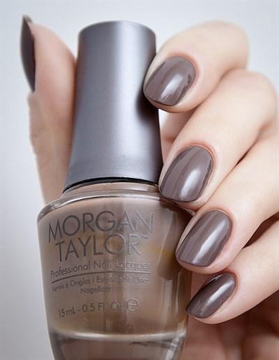"Morgan Taylor Latte Please, 15 мл. - лак для ногтей Морган Тейлор ""Двойной латте"" - фото 6472"