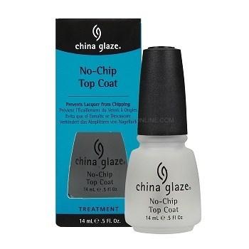 China Glaze No Chip To Coat, 14 мл.- Верхнее покрытие для лака - фото 7607