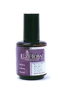 EzFlow Brush It Activator, 14 мл.- активатор c кисточкой для клея - фото 8896