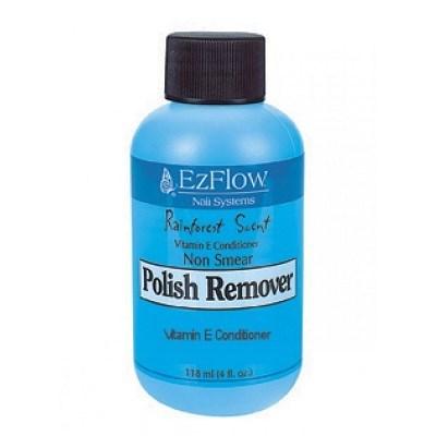 EzFlow Rainforest Scent Polish Remover, 118 мл. - жидкость для снятия лака, отдушка лес