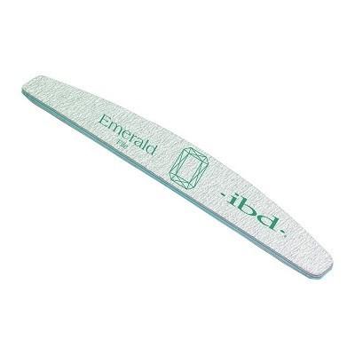 """IBD File Emerald 180/180 - пилка """"Изумруд"""" для натуральных ногтей - фото 9043"""