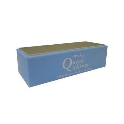 Баф-полировщик IBD Quick Shiner для искусственных и натуральных ногтей