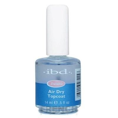 IBD Air Dry Topcoat, 14мл - быстросохнущее верхнее покрытие для лака - фото 9053