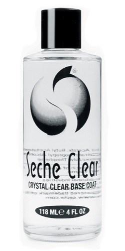 Seche Clear Base, 118 мл. - прозрачное базовое покрытие под лак