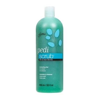 30849 Gena Pedi Scrub Gel, 946 мл. - скраб-гель для ног с экстрактами морских водорослей