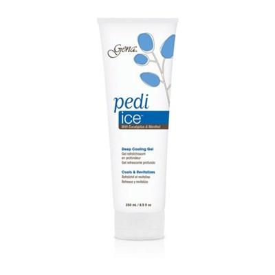 30851 Gena Pedi Ice Gel, 250 мл. - охлаждающий гель для кожи ног