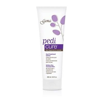Gena Pedi Cure Cream, 250мл. - крем с экстрактом лаванды для ухода за сухой кожей - фото 9157