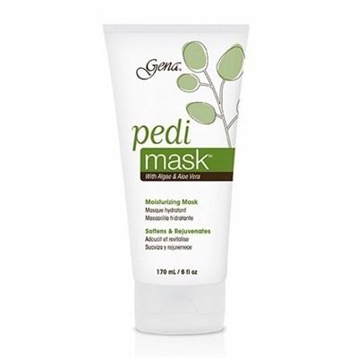 Gena Pedi Mask, 170гр. - освежающая маска для ног с алоэ вера - фото 9161