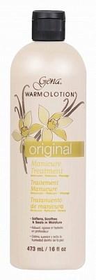 Gena Original Warm O Lotion, 473мл. - лосьон для горячего маникюра,оригинальная формула - фото 9213