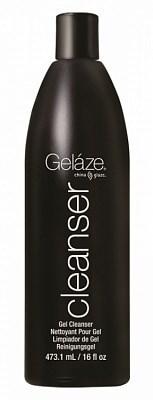 Жидкость для снятия липкого слоя Gelaze Gel Cleanser, 473 мл. - фото 9237