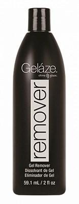 Gelaze Gel Remover, 59 мл. - жидкость для удаления гель лака - фото 9239