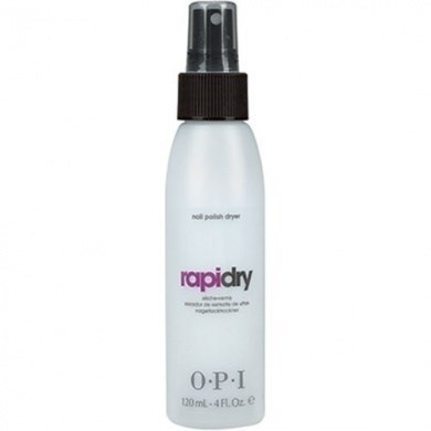 AL704 OPI Rapidry Spray Nail Polish Dryer, 120 мл. - сушка-спрей для обычного лака
