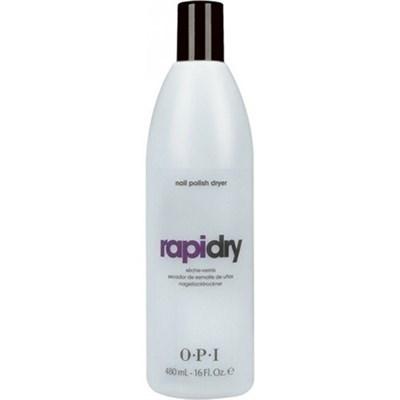 AL706 OPI Rapidry Spray Nail Polish Dryer, 480 мл. - спрей для быстрой сушки лака