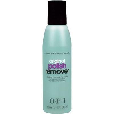 AL404 OPI Polish Remover, 120 мл. - жидкость для снятия лака с алоэ