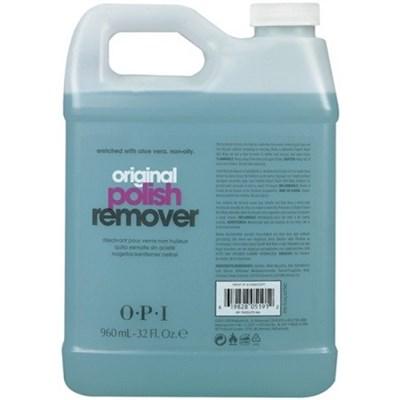 AL407 OPI Polish Remover, 960 мл. - жидкость для снятия лака с алоэ