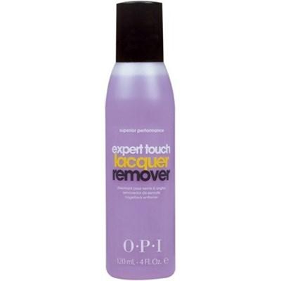 OPI Expert Touch Lacquer Remover, 120 мл. - жидкость для снятия лака,с цитрусом - фото 9590