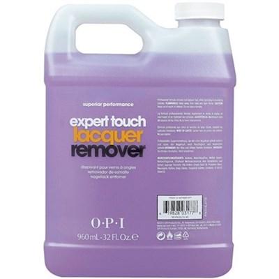 OPI Expert Touch Lacquer Remover, 960 мл. - жидкость для снятия лака, с цитрусом - фото 9594