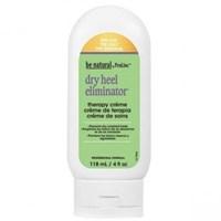 Be Natural Dry Heel Eliminator, 120 мл.- Терапевтический увлажняющий крем для рук и ног