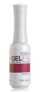"ORLY GEL FX Razzle, 9ml.- гель-лак Орли ""Суматоха"" SALE!"