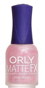 "Orly Pink Flakie Topcoat, 18 мл.- лак для ногтей ""Розовое матовое покрытие"""