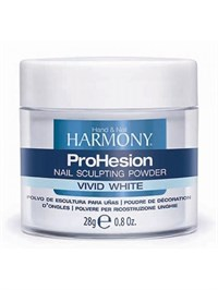 HARMONY ProHesion Vivid White Powder, 28г.- Ярко-белая акриловая пудра