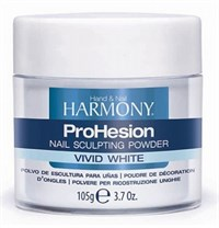 HARMONY ProHesion Vivid White Powder, 105г.- Ярко-белая акриловая пудра