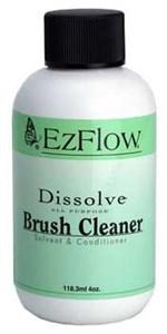 EzFlow Brush Сleaner, 118мл.- Cредство для очистки кистей от акрила