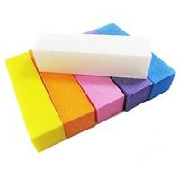 NP Block Buffer 200 Grit - шлифовальный баф брусок для ногтей