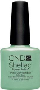 "CND Shellac Mint Convertible, 7,3 мл. - гель лак Шеллак ""Валюта"""