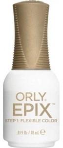 """Orly EPIX Flexible Color Overexposed, 15мл.- лаковое цветное покрытие """"Засвеченный"""""""