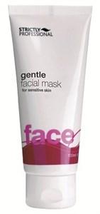 Strictly Gentle Facial Mask with Aloe Vera, 100ml.- Нежная успокаивающая маска с экстрактом алоэ для чувствительной кожи