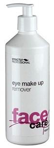 Strictly Eye Make Up Remover, 500ml.- Гель для снятия макияжа с глаз