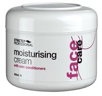 Strictly Moisturising Cream with Skin Conditioners, 450ml.- Увлажняющий крем для лица, с гиалуроновой кислотой