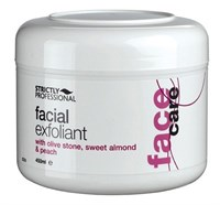 Strictly Facial Exfoliant, 450ml.- Скраб эксфолиант для лица, с миндалем и скорлупой грецкого ореха