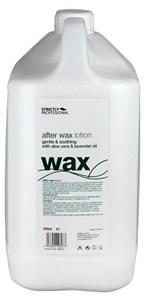 Strictly After Wax Lotion Gentle & Soothing, 4л.- лосьон успокаивающий после эпиляции