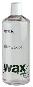 Strictly After Wax Oil, 500мл.- масло для очистки кожи после депиляции