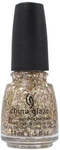 "China Glaze Glitter Me This, 14 мл. - Лак для ногтей China Glaze ""Сияй для меня"""