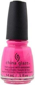 "China Glaze I'll Pink To That, 14 мл. - Лак для ногтей China Glaze ""Я буду в Розовом"""
